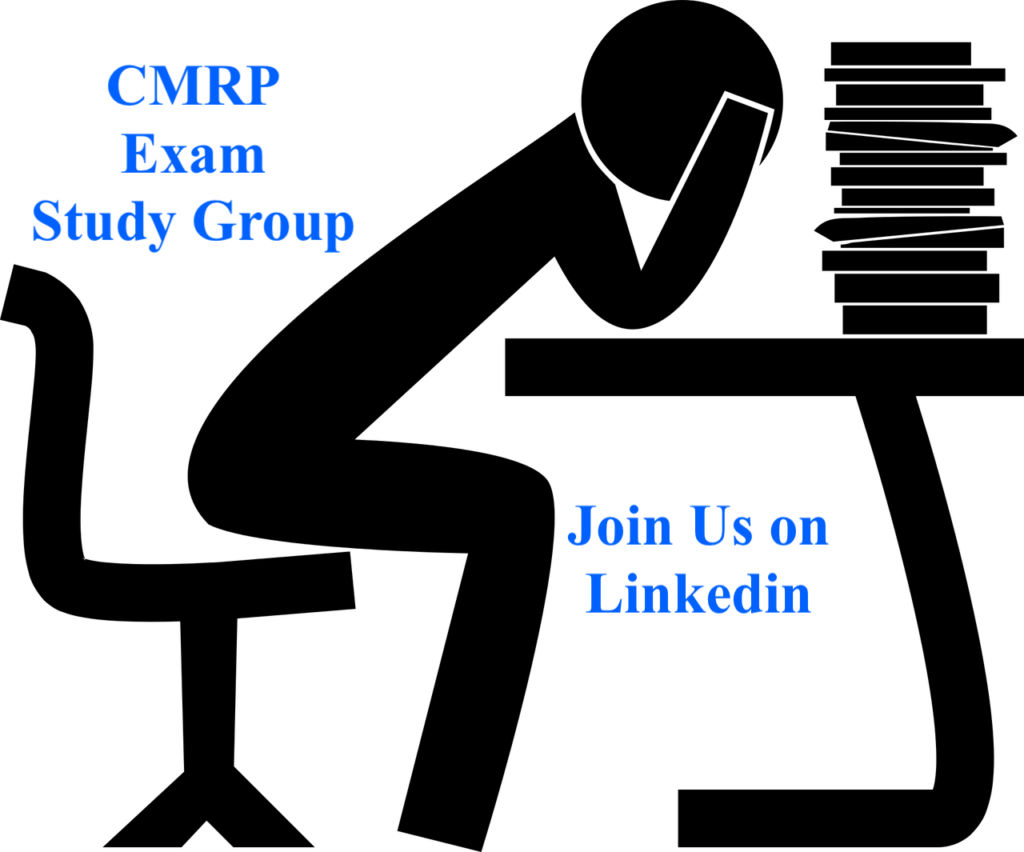 CMRP exam study material