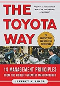 The Toyota Way By Jeffrey A. Liker